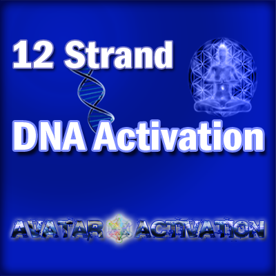 12 Strand DNA Activation - Activate Your 12 Strand Diamond Sun DNA